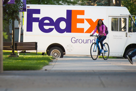 FedEx Reveals What's Inside Every 'Last Mile'