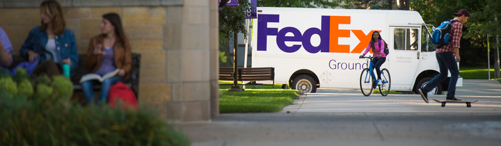 """When you see a FedEx truck on the road, it not only is carrying those local 'last mile' shipments, but also the other shipments that are originated from all parts of the globe..."" -- Raj Subramaniam