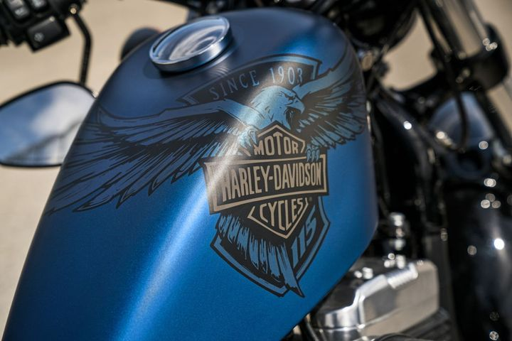 American icon Harley-Davidson has said it will move some production to Europe to avoid retaliatory tariffs.  - Photo courtesy Harley-Davidson