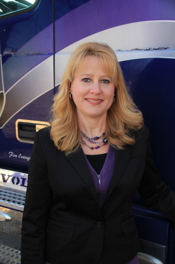 Joyce Brenny says putting people first is key to success, whether it's keeping driver turnover low or relationships with customers.  - Photo courtesy Brenny Transportation