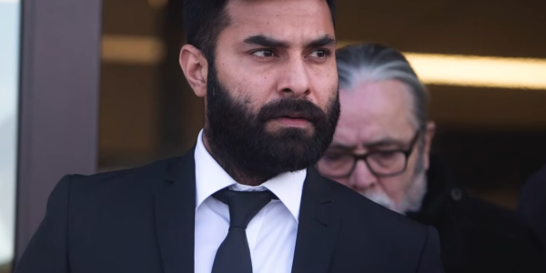 Sidhu pleaded guilty to 16 counts of dangerous driving causing death and 13 counts of dangerous...