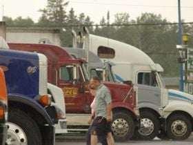 Driver Shortage? Sorry, Truckers Aren't Buying It