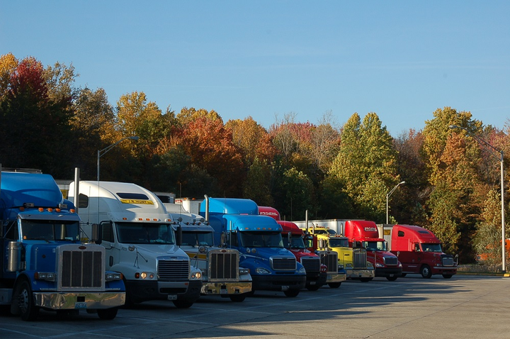 Publicly funded rest areas amount to a government subsidy of a for-profit industry. Trucking should be paying its own way when it comes to parking.