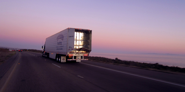 "A ""data revolution"" is opening the door to freight-matching technology."