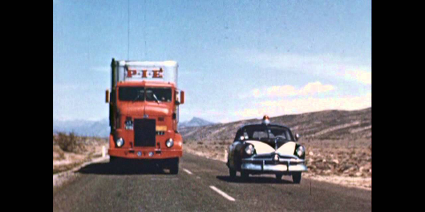 At the dawn of the coast-to-coast trucking industry, Pacific Intermountain Express made a...