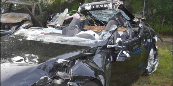 Opponents of autonomous vehicles claim fatalities, like this one involving Tesla's Autopilot...