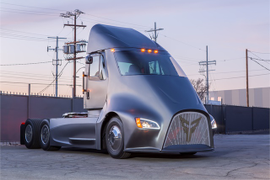Getting Guidance on Electric Trucks