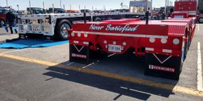 Some Trailers Look as Good as Tractors at MATS