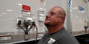 Sick or Tired, Mechanics Compete at TMC's SuperTech