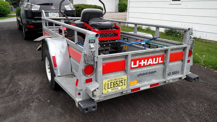 Well Thought-Out Details on U-Haul's Trailers - Trailer Talk