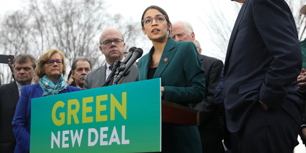 The first Millennial elected to Congress, Rep. Alexandria Ocasio-Cortez, has already introduced...