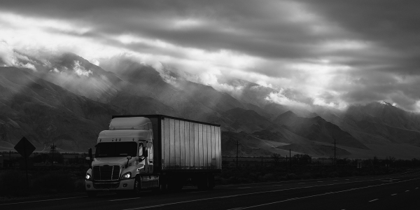 Darker times appear to be ahead for both trucking and the economy at large. And the time to...
