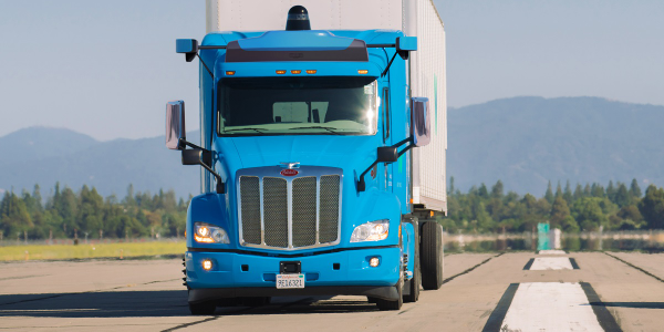 Although much of the talk concerning autonomous trucks lately has focused on safety, the...