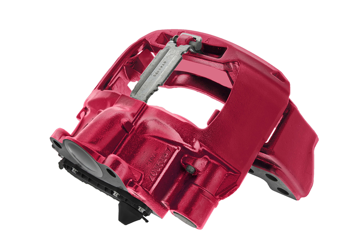 The new remanufactured caliper for the ADB22x application  - Photo: Meritor