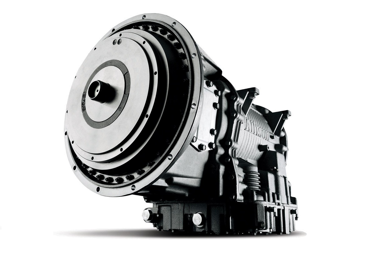 Allison Teams up with Daimler for Regional-Haul Transmission