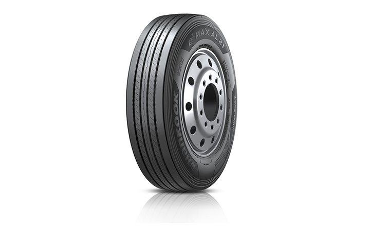Hankook Tire has announced that its most popular truck and bus radial products are now available at Love's Travel Stops, Speedco and on-site Love's Truck Tire Care locations.
