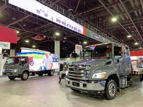 New Features, Names for Hino Trucks