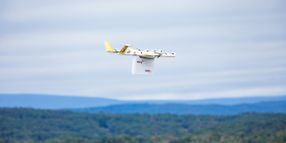 FedEx Claims First-Ever Residential Drone Delivery in U.S.