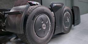 FlowBelow, Navistar Co-Develop Custom Drive-Wheel Fairing