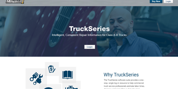 Mitchell 1 detailed recent advancements to the company's TruckSeries suite of web-based software...