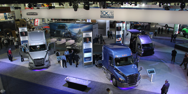 The North American Commercial Vehicle Show is embarking on the second year of the new biennial...