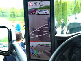 NHTSA Asks Trucking to Comment on Rearview Cameras Replacing Mirrors