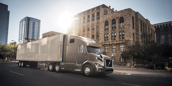 The VNR 660 features a shorter, 164-inch bumper-to back-of-cab length that Volvo said offers...