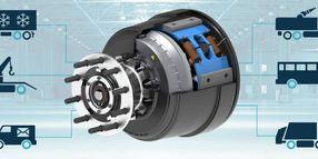 ConMet eHub Harnesses Kinetic Energy for Electric Vehicles