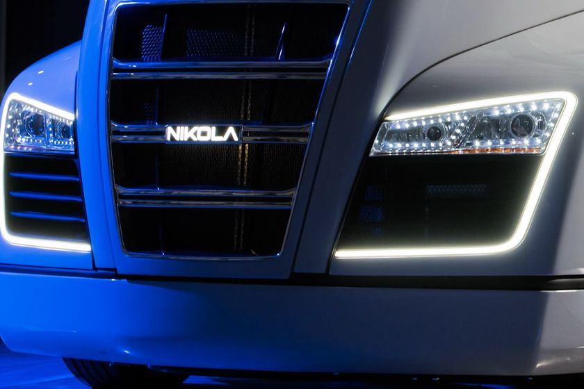Nikola has developed a new type of battery it claims could allow ranges of up to 800 miles...