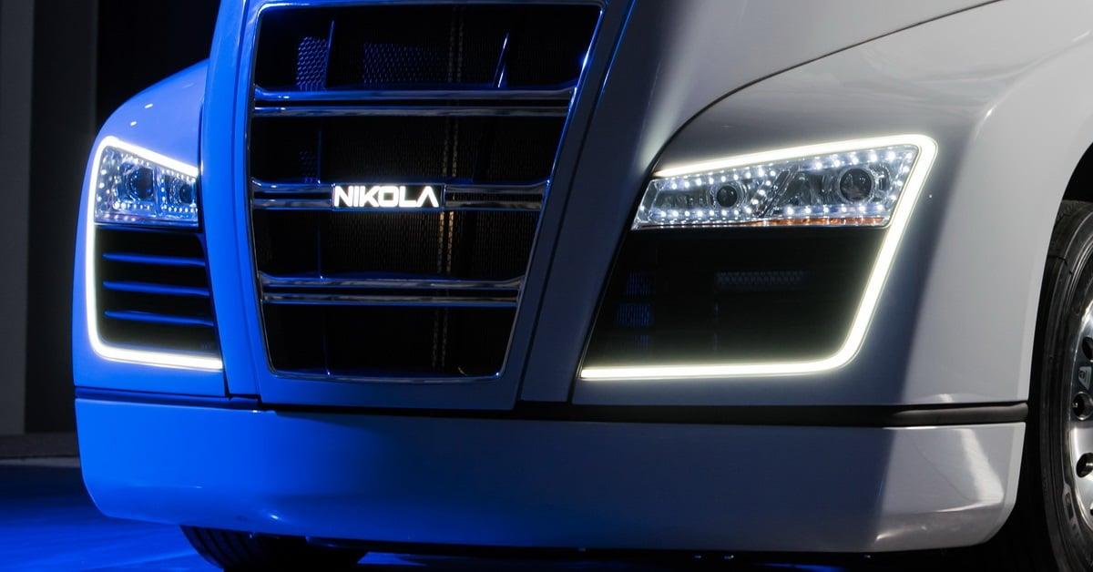 Nikola Teases Breakthrough in Electric Truck Battery Technology