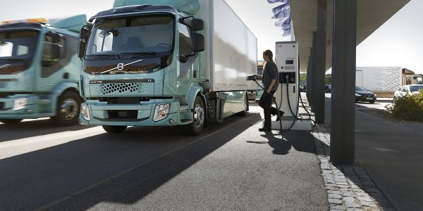 Volvo Trucks has started selling its Volvo FL and Volvo FE electric trucks within select markets...
