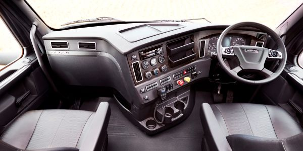 Cascadia for Down Under was not only engineered for right-hand drive, it was put through...