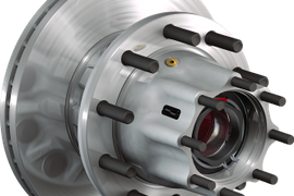 ConMet SmartHub Helps Monitor Wheel Hub Health