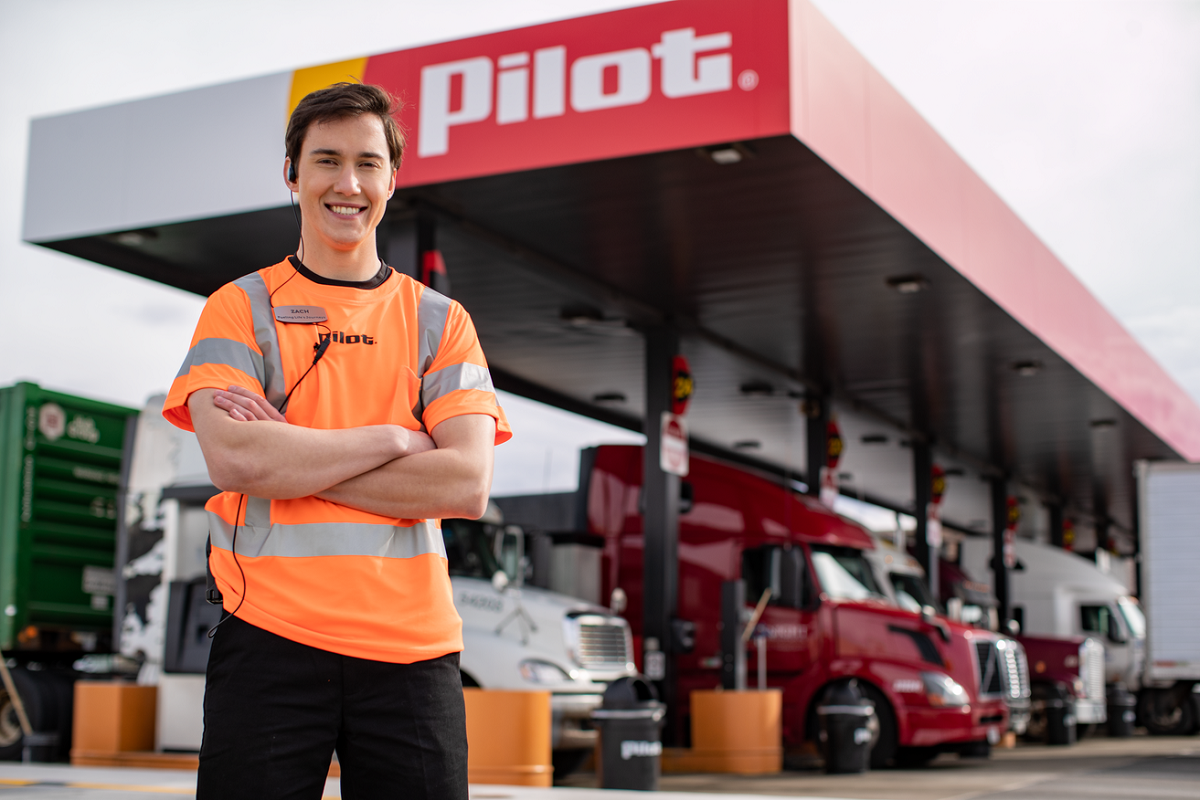 Pilot Flying J Launches Nationwide Fueling Network for Small Fleets