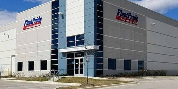FleetPride Opens Illinois Distribution Center