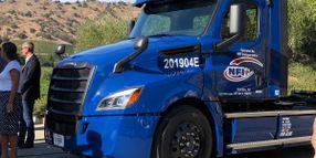 ZF Talks Up Electric Truck Tech
