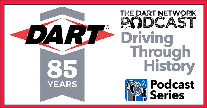 To commemorate its 85th anniversary, Dart Transit Company has announced a 15-part documentary podcast series that chronicles the company's history through interviews with industry and company leaders. - Image via Dart Transit