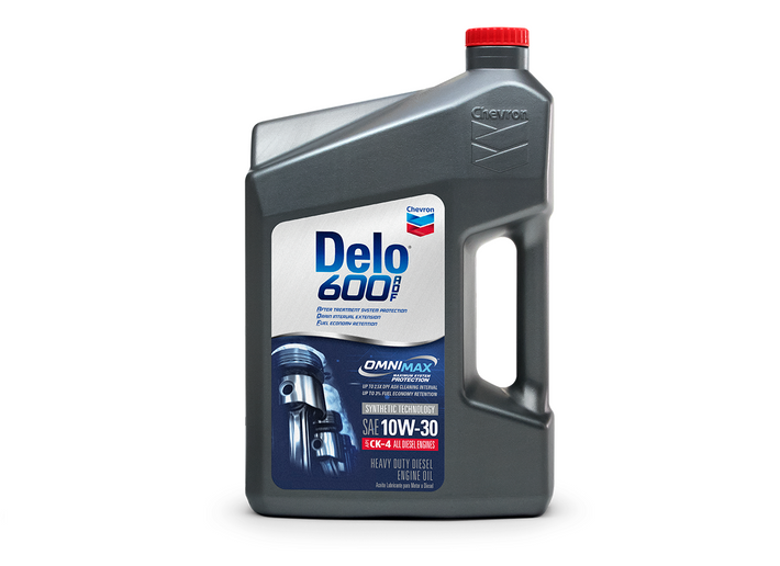 Chevron says its new heavy-duty diesel engine oil is so effective at reducing DPF soot that exhaust systems could once again become hands-off maintenance items for some long-haul fleets. - Photo: Chevron