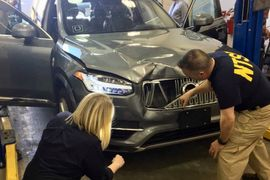 NTSB Wants Tighter Rules for Autonomous Vehicle Tests