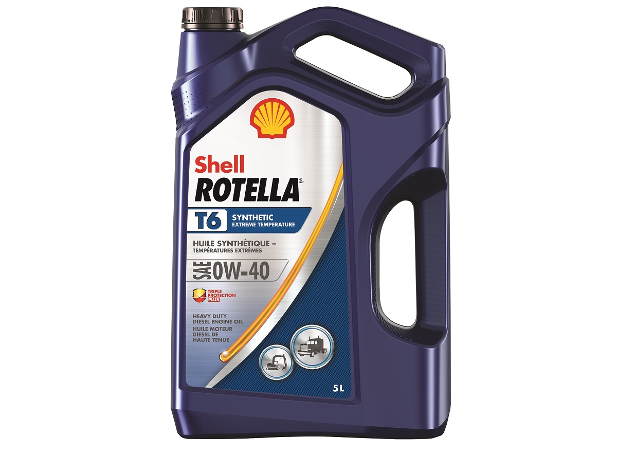 Shell Announces New Oil Formulated for Natural Gas Engines