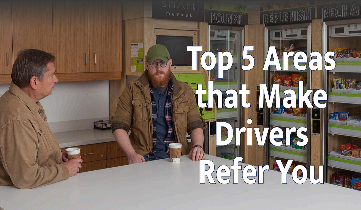Stay Metrics Finds Top 5 Reasons Drivers Make Referrals