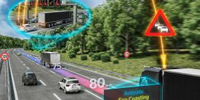Continental Unveils Predictive Driving Technology