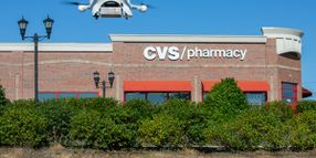 UPS Drone Makes First Delivery to CVS Customers