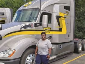Senate Bill Aims to Bring More Women into Trucking
