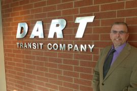 Dart Transit Names New President/CEO