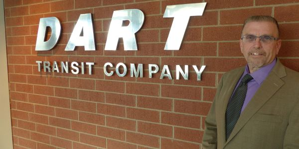 Dave Ables has been appointed Dart Transit Company's new president and CEO.