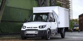 DHL Testing New All-Electric Delivery Truck