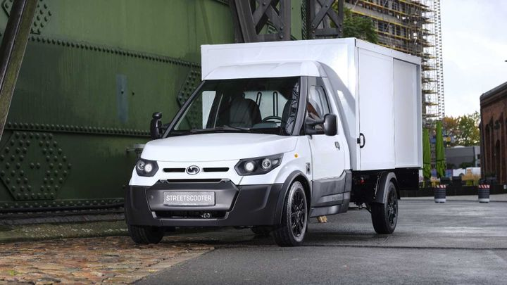 DHL Express plans to begin North American trials of its latest all-electric StreetScooter delivery trucks in the U.S. soon. 