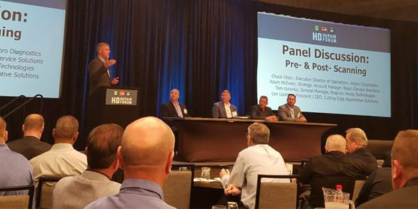 Third Annual HD Repair Forum Opens Registration