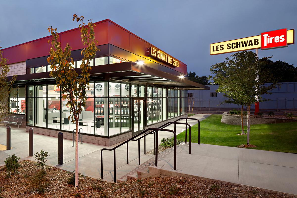 Les Schwab Tire Centers For Sale